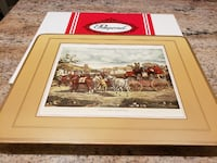 Pimpernel Luncheon Placemats