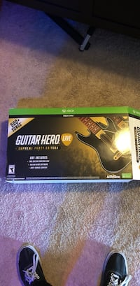Guitar hero live for xbox one Fountain Valley, 92708