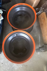 ATV rims brand new times two plus one