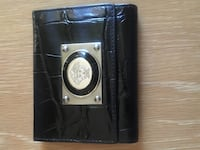 Authentic Versace Crocodile Leather Wallet Vaughan, L6A 3S1