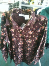 women's black and pink floral dress Bakersfield, 93306