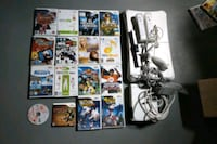 Wii, Fit board 17 games 2remotes nunchunks motion+ New Tecumseth, L9R 0E1