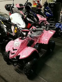 Cutest ever, cheapest price,  4 wheelers