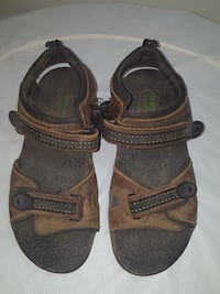 Men's Size 10 Northeast Outfitters Brown Sandals
