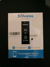 NEW BATTERY FOR IPHONE 6 Toronto, M6K 1C7