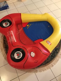 Little Tikes Pool: Cozy Coupe Pool