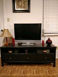 Nice solid wood big TV stand for big TVs with draw Annandale, 22003