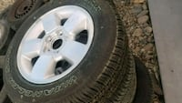 Jeep wheels  Grand Junction, 81501