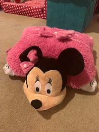 pink and black bear plush toy Johnstown, 80534