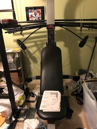 Cross Bow by Weider Home Gym