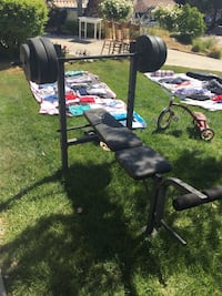 Weight bench Acton, 93510
