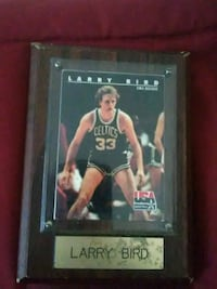 Larry Bird rookie card