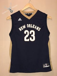 Pelicans Anthony Davis Jersey Youth Large Smithtown, 11787