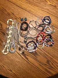 Jewelry assortment  Langley, V1M 2G6