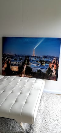 Large canvas wall art. Looks little brighter alot better in person. Woodlawn, 21207