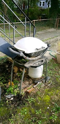 Weber Q Grill, Tank, and Stand Washington, 20002