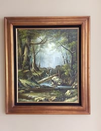 Oil painting Freehold, 07728