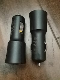 HTC car chargers 1amp each Mississauga, L4W 1G5