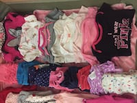 Baby girl clothes 0-3 months 35pc total Chicago, 60629