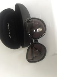 Black framed Armani Exchange  sunglasses very nice  Severn, 21144