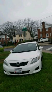 2009 Toyota Corolla LE AT Silver Spring