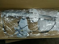 2006 2007 jeep liberty front left window regulator