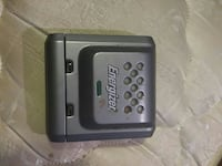 black Energizer battery charger 77 mi