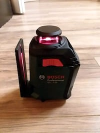 Brand new laser 360 Bosch price firm.