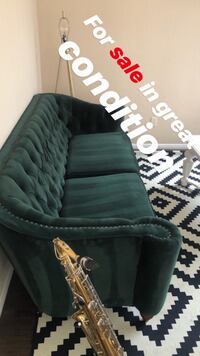 Couch for sale OBO Houston, 77099