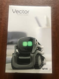 Vector Robot In Perfect Condition
