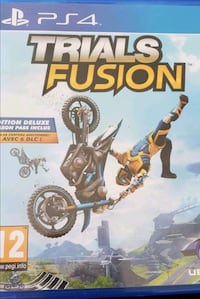 Trails fusion ps4  Sainte-Catherine, J5C 1E9