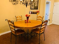 Dining Table and Chairs Jacksonville, 32218