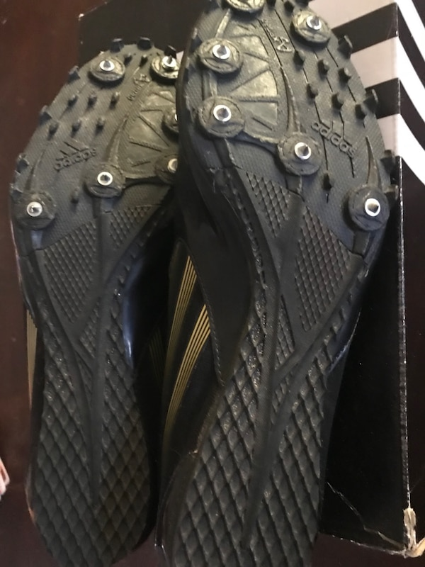 Adidas spider 3M track and field shoes  size 11.5 52378372-2ba5-49c4-abd5-7aaf1d5ca09b