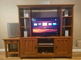 Entertainment Center ONLY
