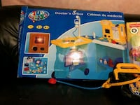 multicolored doctor's office playset box Mississauga, L5V 1Z9