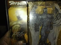 Spawn character action figure pack