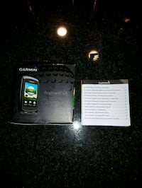 Garmin approach g6 golfing gps with preloaded courses. $150 OBO.  Edmonton, T6R 3V3