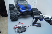 Redcat Rampage MT 1/5 SCALE GAS MONSTER R/C Truck extra set of new tires  Brampton