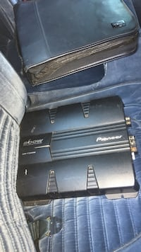 black and gray car amplifier Jacksonville, 32216
