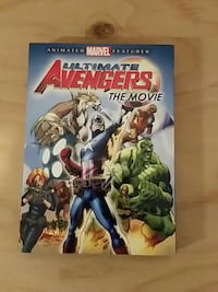 Marvel Ultimate Avengers The Movie case Niagara Falls, L2H 2J5
