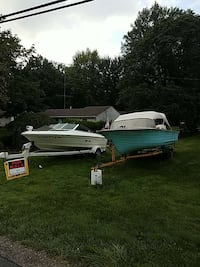 Two boats for sale