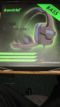 PC Gaming headset (Unopened) Falls Church, 22042