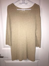 Aritzia Wilfred Knit Sweater Size L 10/10  Toronto, M3M