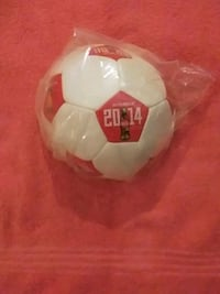 2014 COCA-COLA FIFA WORLD CUP SOCCER BALL