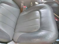 gray leather car bucket seat Fort Mill, 29715