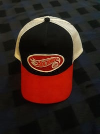 Hot wheels suade hat