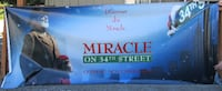 """Miracle on 34th Street"" 1994 Movie Banner Salem"