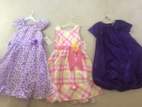 BRAND NEW with tags - girls dresses size 8-10 Burnaby, V5G 1K9