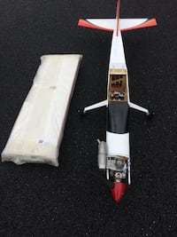 RC airplane Indian Head