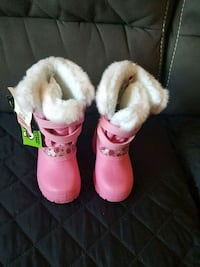 Toddler Size 6 Boots Toronto, M9A 3V3